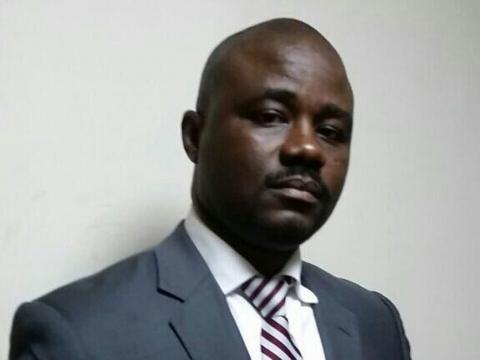 Albert Massaquoi, NEC spokesman
